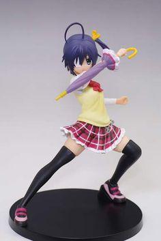 Rikka Takanashi Prize Figure Summer School Uniform ver.
