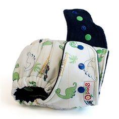 Dinosaur hunt- goodmama diapers