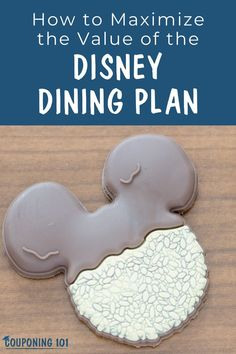 The Disney Dining Plan can be a fun and delicious addition to your trip to Walt Disney World if you're staying at a Disney-owned hotel. Here are the best tips to get the most out of it! Disney On A Budget, Disney World Planning, Disney World Trip, Disney Vacations, Disney Worlds, Disney World Tips And Tricks, Disney Tips, Walt Disney, Disney Parks