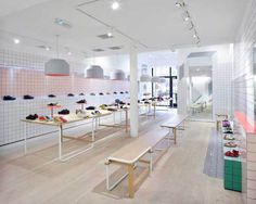 Camper Store in Glasgow by Tomás Alonso | Yellowtrace