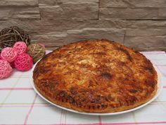 TORTA DE HOJALDRE Y CREMA PASTELERA Pie, Desserts, Food, Sweets, Homemade, Hipster Stuff, Torte, Tailgate Desserts, Cake