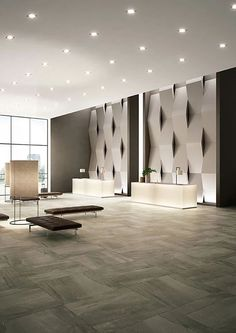 Best Place to find hotel lobby design Lobby Interior, Interior Walls, Decor Interior Design, Interior Architecture, Design Interiors, Interior Painting, Apartment Interior, Luxury Interior, Hotel Lobby Design