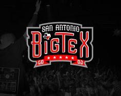 DJ BigTex Logo on Behance
