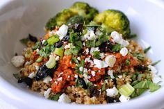 Mediterranean Bulgur Bowl | Community Post: 30 Delicious Meals In A Bowl