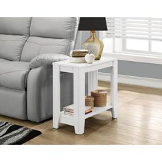 Shop for Accent Table-White. Get free shipping at Overstock.com - Your Online Furniture Outlet Store! Get 5% in rewards with Club O!