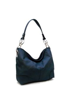 06f00a3c412a  Royal Blue Hobo  via Emma Stine - love the rich hue of this blue