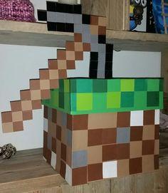 Onze surprise is klaar! #minecraft #surprise