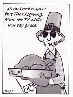 Maxine Cartoons To Share | Bit of the Blarney: Countdown to Thanksgiving with Maxine...