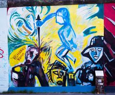 17 Ideas De El Muro De Berlín Muro De Berlín Berlín Artistas