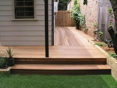 Pictures of Timber Decks, Screens, Fences - Canny Living
