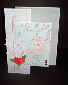 I Card, Card Making, Ideas, Handmade Cards, Thoughts, Cards To Make, Letter Crafts