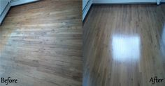 Mrsandless is the perfect no sanding solution to your wood floors
