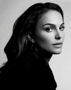 Natalie Portman- her hair just looks so classic, simple, and healthy
