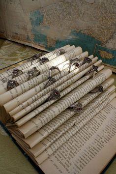 book ring display
