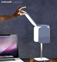 Table Lamp - Concept Design