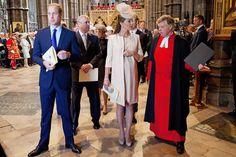 Kate Middleton Photos - Arrivals at the 60th Anniversary Coronation Service — Part 9 - Zimbio