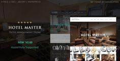 Hotel Master v2.04  Hotel Booking WordPress Theme