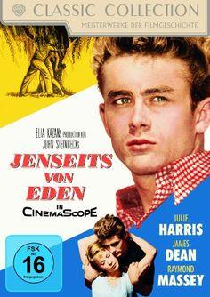 Jenseits von Eden * IMDb Rating: 8,0 (20.201) * 1955 USA * Darsteller: Julie Harris, James Dean, Raymond Massey,