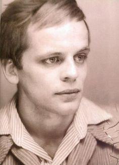 A very young Klaus Kinski