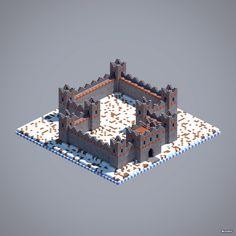 Dwarven walls