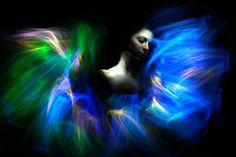 Light Painting - Light Art - Maria Saggese - Sfumature di luce - 12/11/2014