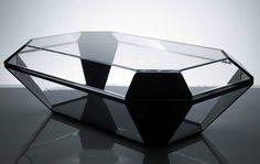 Zero Gravity: Acrylic Furniture Design by Alexandra Von Furstenberg