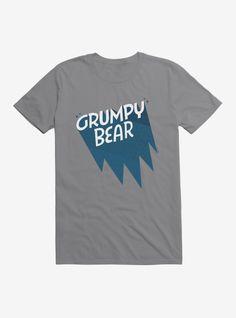 Care Bears Grumpy Bear Script T-Shirt