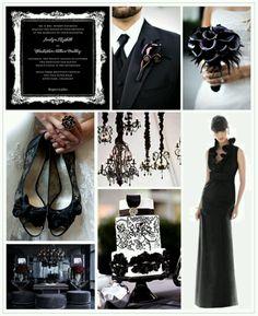 Black wedding