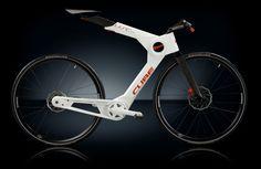 foldable carbon concept bike