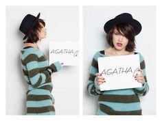 Tutta la collezione flash per l'inverno 2014/15 firmata Agatha Cri, imperdibile! <3