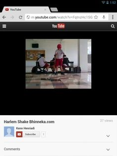 For Bhinneka.com Harlem Shake Video Competition! Here's the actual YouTube video: http://m.youtube.com/watch?v=FqtnzHc1SGM
