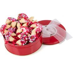 lady fortunes valentine's day cookies – online deal