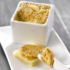 Découvrez la recette Tapenade verte aux amandes sur cuisineactuelle.fr.