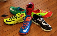 Kevin Durant VI Shoes