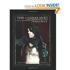 I have read a few things by Nikki Sixx and he is a fabulous writer! Would love to also see his photography!