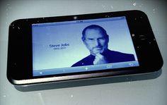 iPhone e Steve Jobs