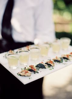 24 Unconventional Wedding Foods Your Guests Will Obsess Over | Huffington Post