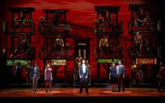 Image result for a bronx tale the musical