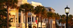 Spoleto Festival USA in Charleston SC. A 17-day international festival for performing and visual arts.
