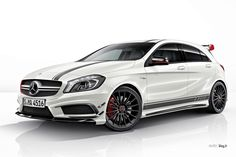 Mercedes A 45 AMG Edition1