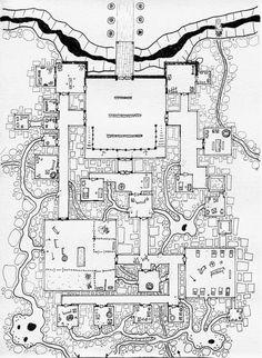 The Dwarven Fortress of Winterhold