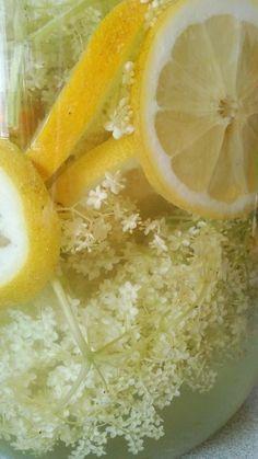Bodzaszörp recept cukor nélkül édesítőszerrel