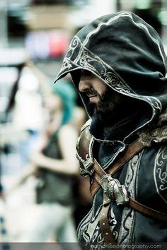 profile shot Ezio Auditore by Forcebewitya.deviantart.com on @deviantART