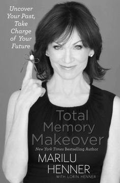The revelation that Marilu Henner is one of a mere dozen people on the globe as of April 2012 who has been diagnosed with hyperthymesia or Highly Superior Autobiographical Memory - Her book is titled Total Memory Makeover: Uncover Your Past, Take Charge of Your Future