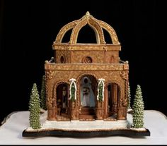 §§§ . National Gingerbread House Competition . 2nd Place . 2009