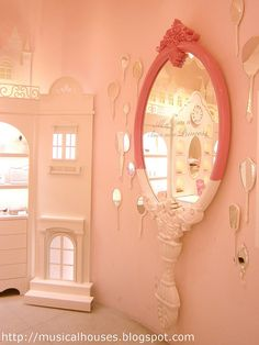Etude House Flagship Store Play Area Mirror