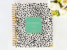 I've always been obsessed with planners and organization. And then I found the Day Designer. I can't WAIT to get the January 2015 DAY DESIGNER  Spotty Dots  Yearly by whitneyenglish,  Such beautiful design and layout. Perfect for my daily agenda. Start planning!!