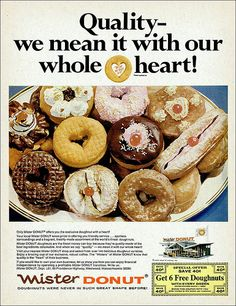 Donuts on Pinterest