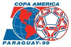 Logotipo Copa América 1999