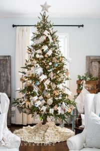 Boxwood & My Christmas Tree